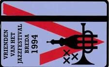 Telefoonkaart / Phonecard Nederland RCZ748 ongebruikt - Jazzfestival Breda 1994