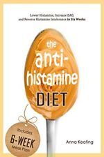 The AntiHistamine Diet: Lower Histamine and Reverse Histamine Intolerance in 6w