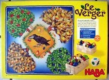 Jeu HABA - Le Verger - à partir de 4 ans - 2 à 4 joueurs