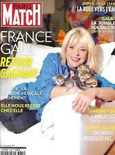 PARIS MATCH N°3466 22 OCTOBRE 2015 FRANCE GALL/ VEIL/ CRAWFORD/ NAPOLEON/ EAU
