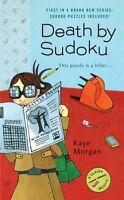 Death by Sudoku (A Sudoku Mystery)