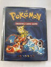 More details for pokemon 1999 base set binder folder - wotc vintage - tcg official product - good