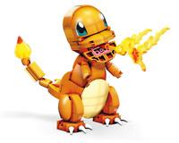 Mega Construx Pokémon Buildable Charmander Figure