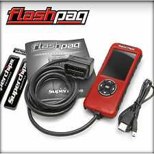 SUPERCHIPS F5 FLASHPAQ 3845 PERFORMANCE TUNER 98-10 Dodge Ram Gas & 03-12 Diesel