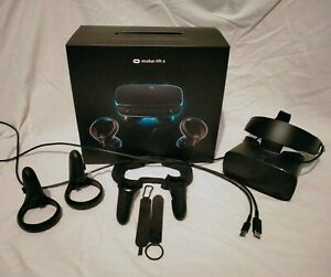 Oculus Rift S VR Headset - With silicone covers