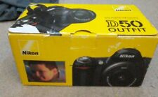 Nikon D D5500 Digital SLR Camera - Black with 18-55mm lens -Read Description