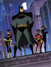 BRUCE TIMM rare GOTHAM KNIGHTS giclee CANVAS Batman Batgirl WB SIGNED art COA!