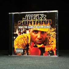 Juelz Santana - What The Game's Been Missing - music cd album