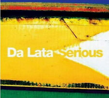 DA LATA - SERIOUS  DIGIPCAK SEALED CD