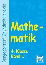 MATHEMATIK 4. KLASSE. BAND 1
