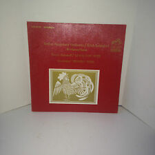 Boston Symphony Orchestra conducted by Erich Leinsdorf Vinyl LP!!! Beautiful!!!!