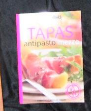 Women's Weekly Mini Cookbook Tapas Antipasto Mezze