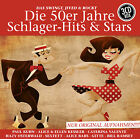 CD Die De 50 Jahre Schlager Hits & Stars d'Artistes divers 3CDs