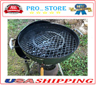 Cast Iron Cooking Grate for Weber 22.5 Kettle Performer Gourmet BBQ System Sear