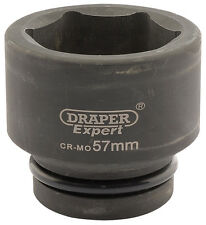 Draper Expert 57mm 2.5cm embout carré Hi-Torq 6 points Impact Douille 5127