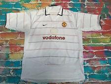 H42 2003-05 Manchester United Third Shirt Football Jersey XXL