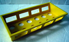 Vintage Lego Duplo YELLOW TRAIN CAR TOPPER Railroad Track Replacement Piece