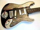 FENDER STRATOCASTER CORVETTE 25TH ANNIVERSARY INDY 500 PACE CAR TRIBUTE GUITAR  for sale