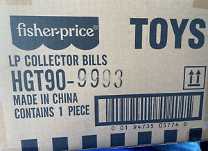 Buffalo Bills Fisher-price Little People NIB Never Opened In Original Shipping
