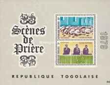 Timbres Religion Togo BF132 ** lot 24241