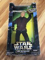 "Kenner Star Wars 12"" Luke Skywalker In Jedi Gear Action Collection Figure"