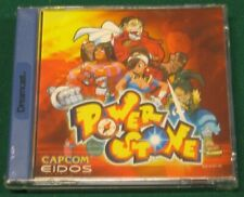 Videogame Dreamcast POWER STONE PAL NEW & SEALED