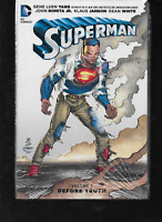 Superman Vol 1: Beyond Truth by Jonh Romita Jr & Klaus Janson 2016 HC DC OOP