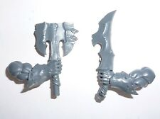 Ironjawz Orruk Brutes Brute Choppas A – G420