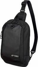 Yonex tennis badminton One Shoulder bag Bag1856 black F/S Japan