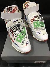 Vivienne Westwood Men 3 Trainer Sneaker Runner Meaningless