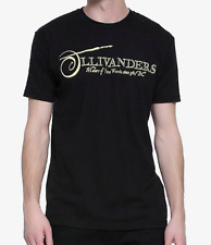 Harry Potter OLLIVANDERS WAND SHOP T-Shirt NEW 100% Authentic