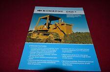 Komatsu D45A-1 Bulldozer Crawler Tractor Dealers Brochure DCPA8