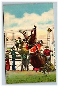 Vintage 1930's Postcard Louis Brooks on Heads Up