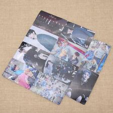 10pcs Kpop Stray Kids Members Photocard Stickers PVC HD Card Fans Gift WooJin