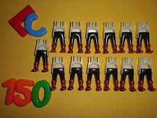 PLAYMOBIL PIERNAS,LOTE 150,Playmobil jambes beaucoup de Playmobil, morceaux