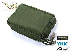FLYYE Molle Small Accessory Pouch Outdoor Camouflage Bag 1000D Cordura OD C005