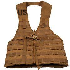 Fighting Load Carrier Coyote Vest LBV FLC Tactical USMC MOLLE II