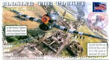 COVERSCAPE computer designed 75th Closing the Falaise Pocket WWII event cover