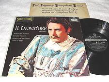 """Erede/Magio Musicale Fiorentino """"Verdi: Il Trovatore"""" 1956 LP,Nice NM-!,Blueback"""