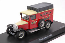 "Mercedes L1000 ""MARKLIN METALLSPIELWAREN"" 1:43 Model SCHUCO"