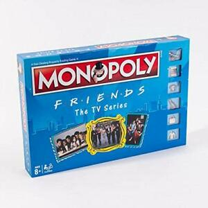 Monopoly Friends Edition * Rare Amazon exclusive Board Game * Brand new sealed