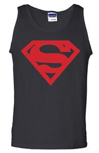 SUPERMAN Tank Top - DC Comics
