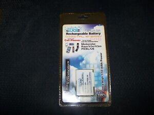 Motorola Battery for Razr/V3c/V3m/PEBL/U6 - 230-0355 BATMOTV3 - LAST ONE