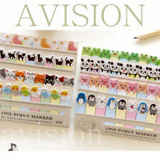 Mini 150 Pages Stick Cute Cartoon Sticky Notes Tab Post Index UK bo