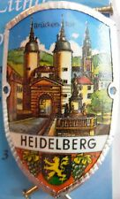 Heidelberg new badge mount stocknagel hiking medallion G9823