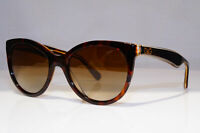 DOLCE & GABBANA Womens Polarized Sunglasses Brown Square DG 4192 2738/T5 24414