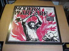 LP:  MODERN WARFARE - Complete Recordings & More 1980-83 CA PUNK  NEW SEALED