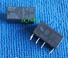 10pcs ORIGINAL 24V Omron G5V-2-24VDC 2A 30VDC Signal Relay 8PIN