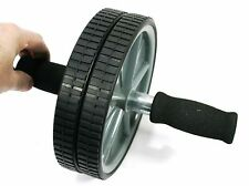 Abdominal Exercise Roller Wheel - Ab Roller with Soft Grips - Fitness, Strength