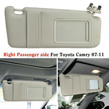 Sun Visor Shield Cover Right Passenger Side With Sunroof For Toyota Camry